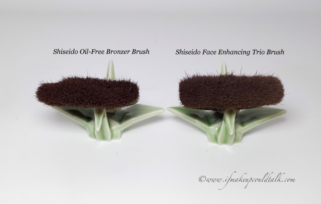Shiseido Oil-Free Bronzer brush