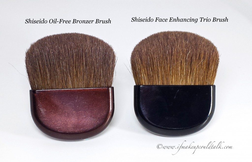 Shiseido brush
