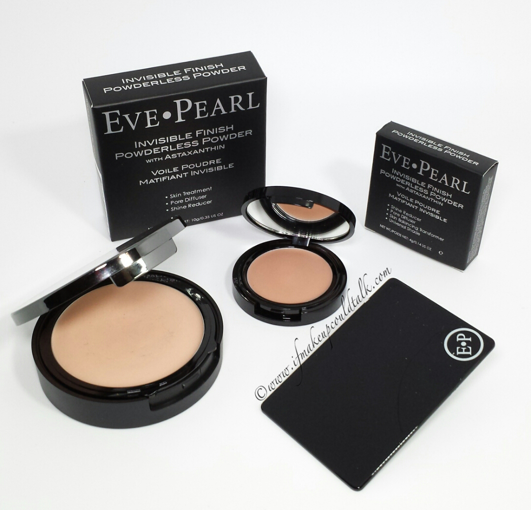 Eve Pearl Invisible Finish Powderless