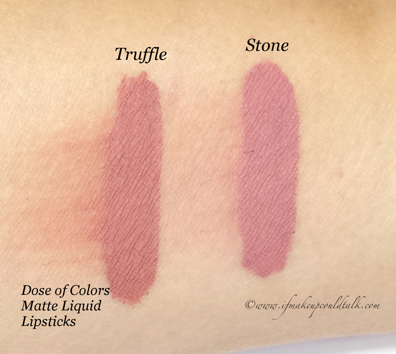 Lip Liner by Dose of Colors #10