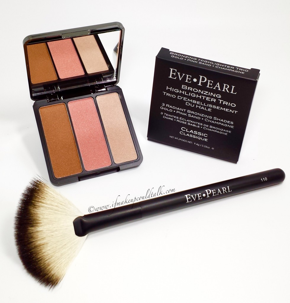I've heard many positive things about Eve Pearl products (especially the salmon concealer) so decided to treat myself to two items from the brand. Eve Pearl Dual Salmon Concealer (Fair/Light) The under-eye concealer contains two shades – darker one (salmon-toned) for color correction and lighter for highlighting the corners.