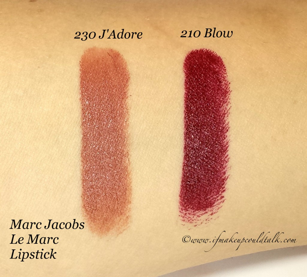 Le Marc Lip Creme Lipstick by Marc Jacobs Beauty #3