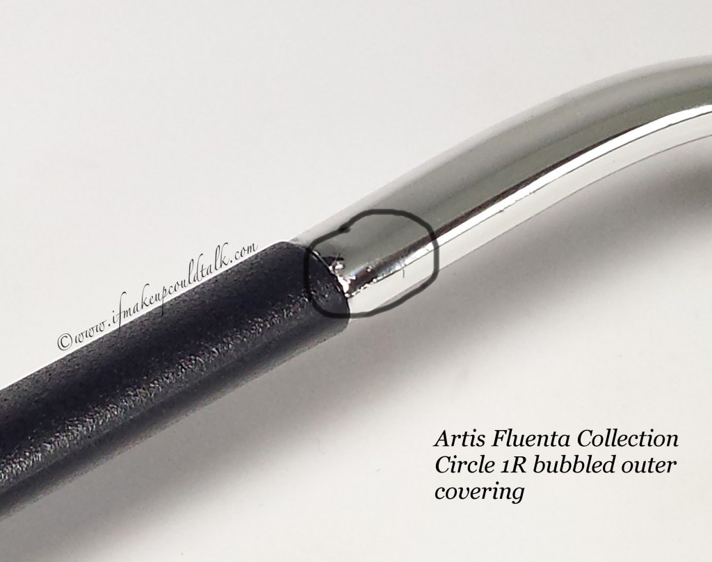 Products I'm just Not That Into: Artis Fluenta Collection Circle 1R