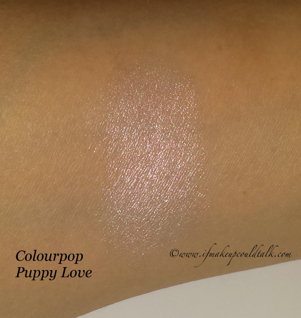 Colourpop Puppy Love .