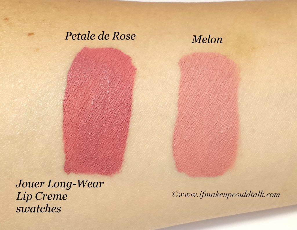 Jouer Melon and Petale de Rose