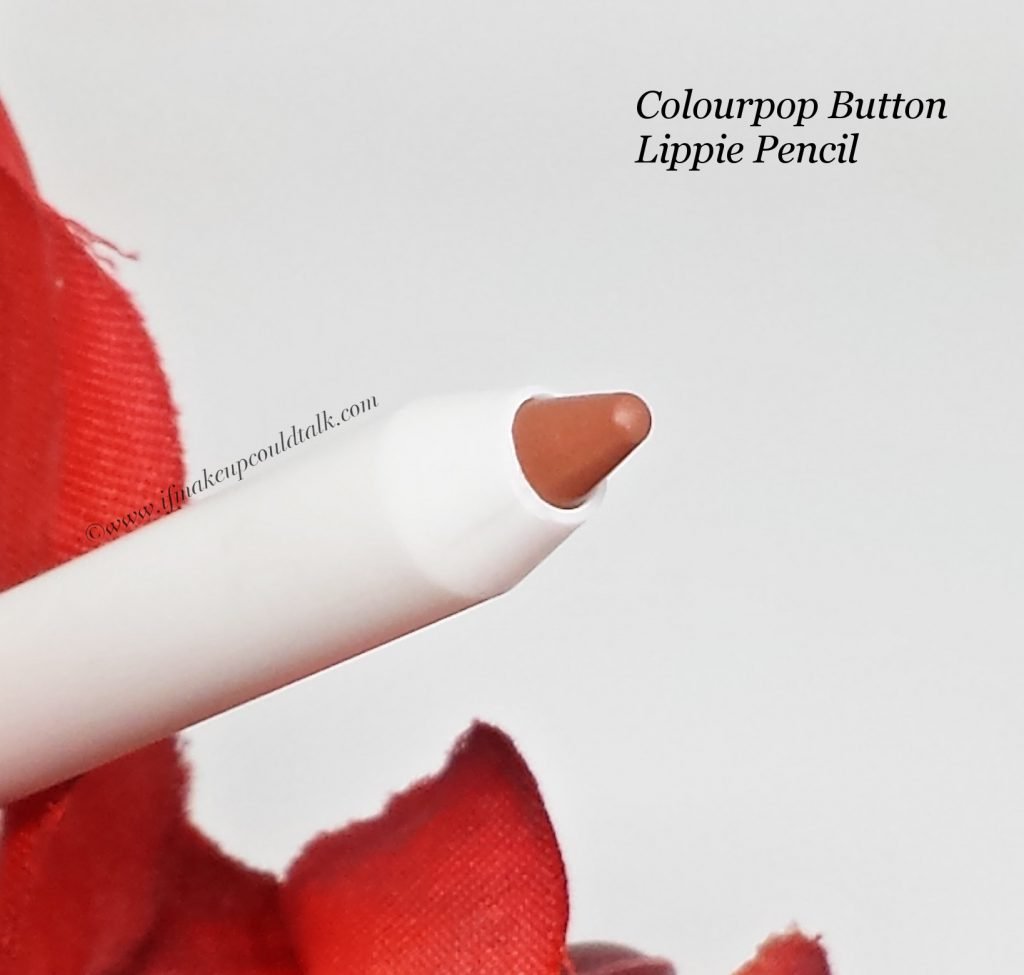 Colourpop Button.