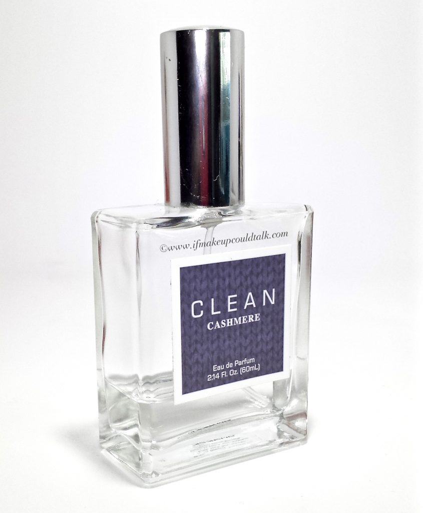 Clean Cashmere Fragrance.