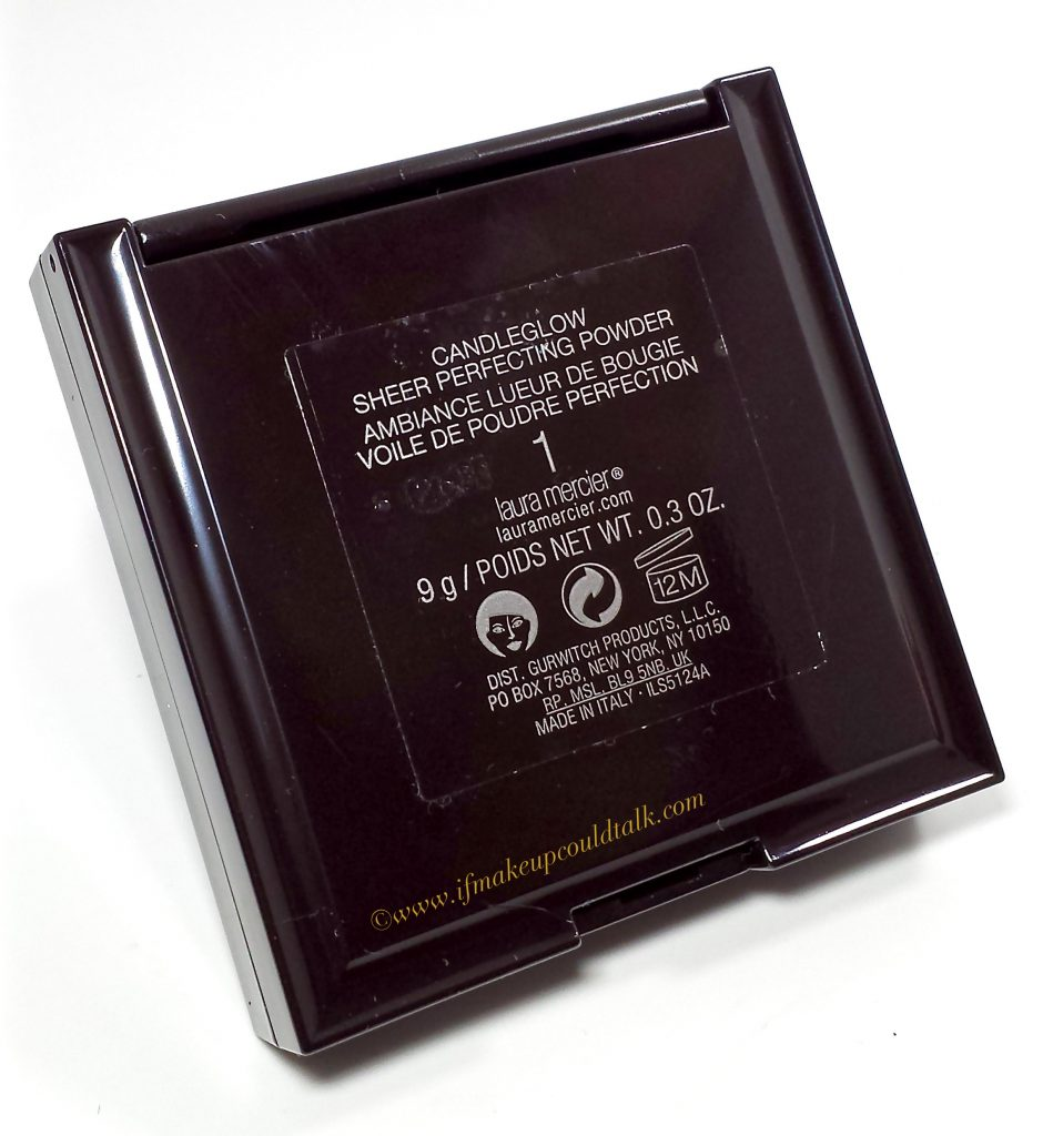 Laura Mercier Candleglow Sheer Perfecting Powder 1.