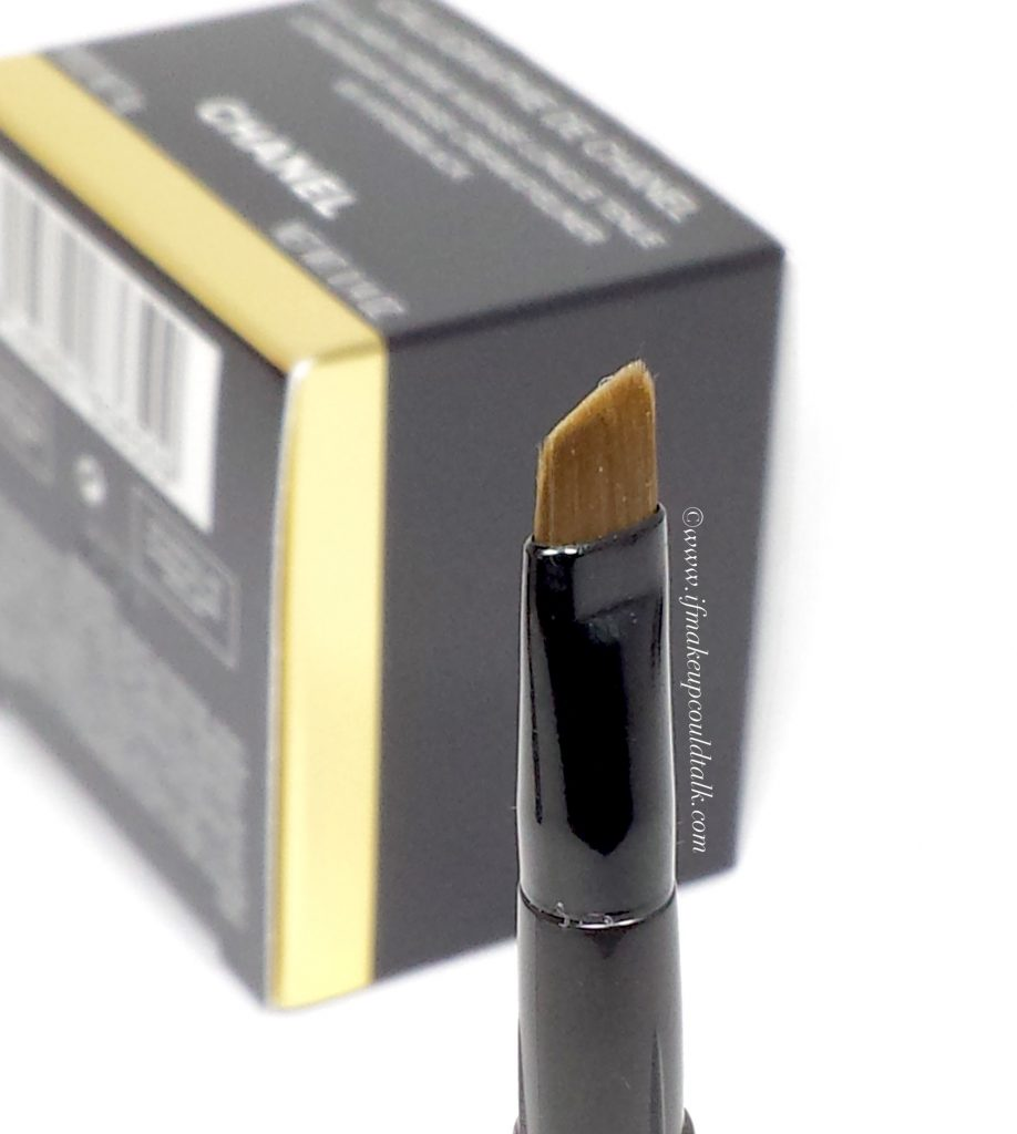 Chanel Calligraphie brush.