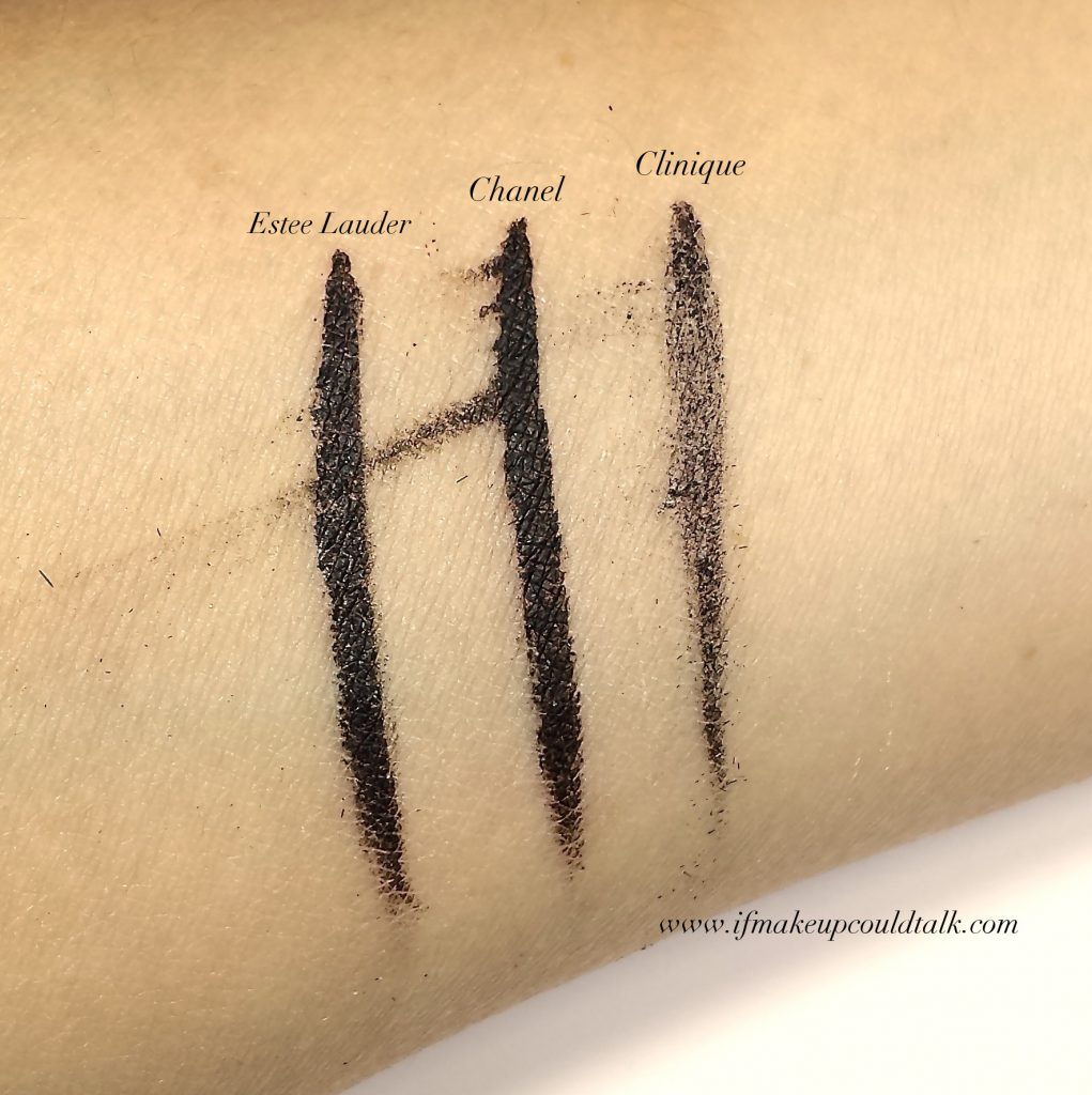 Chanel Calligraphie cream Liner