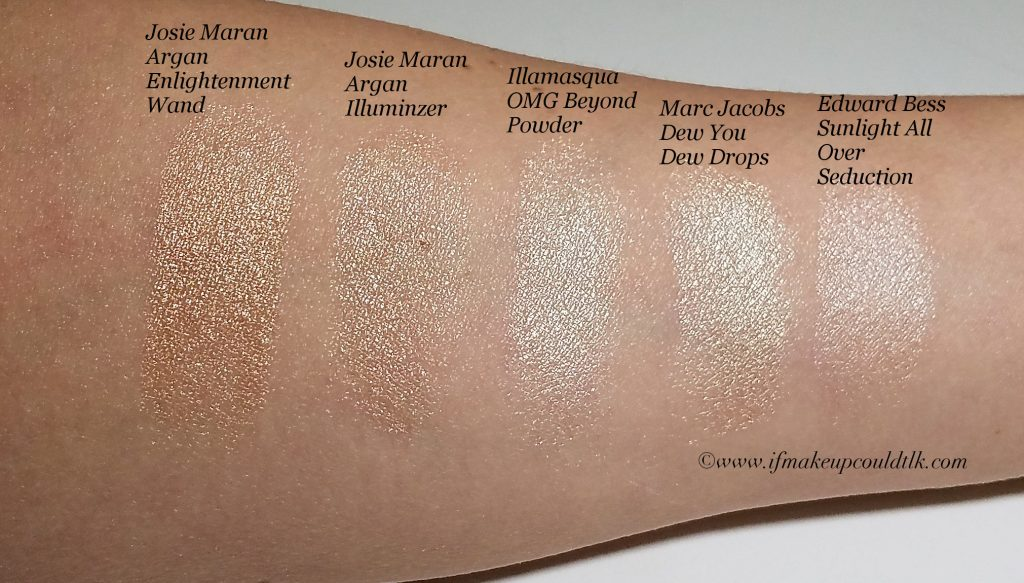 Highlighter Comparisons