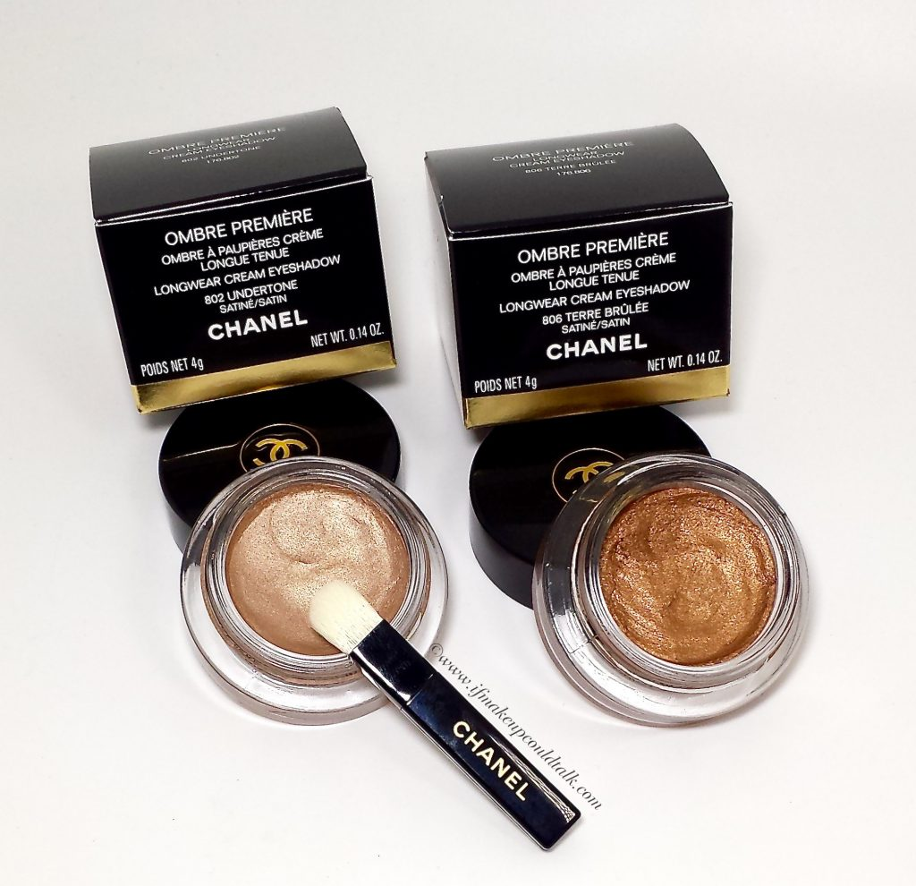 Chanel Cream Eyeshadow