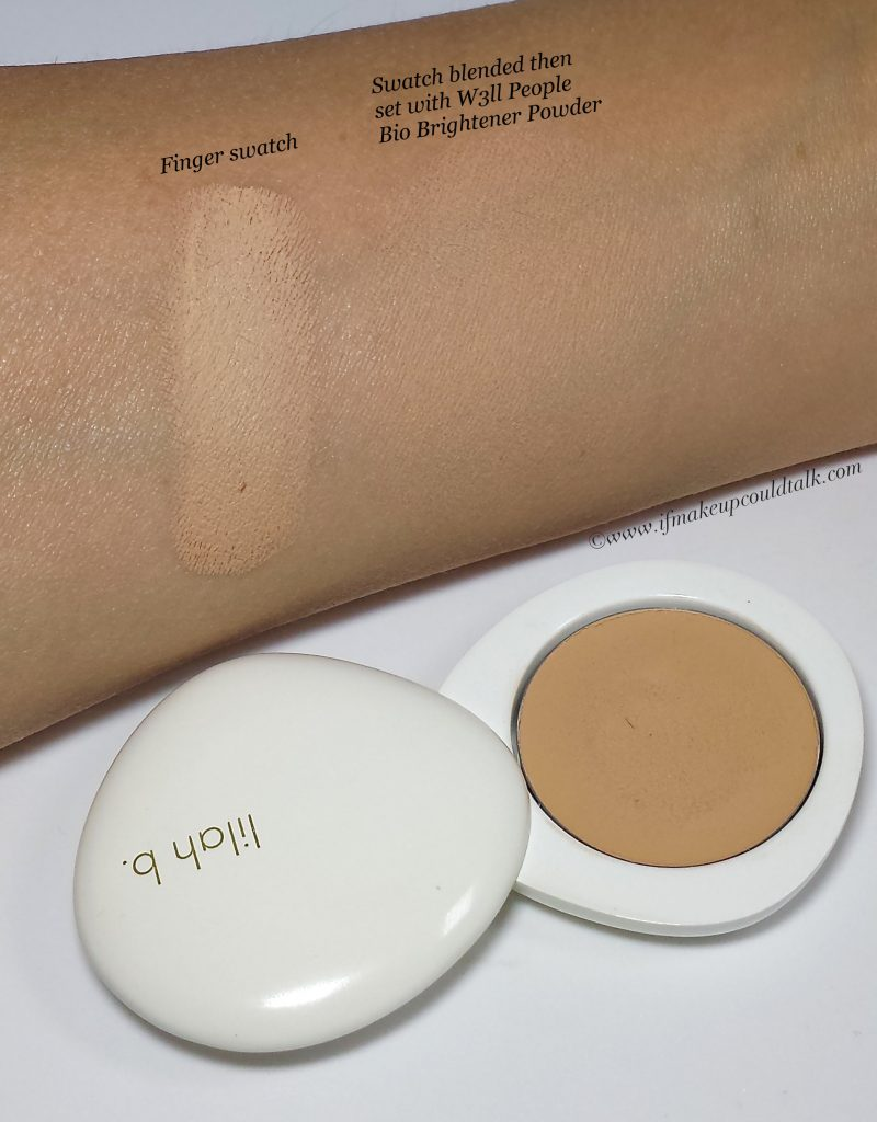 Lilah B. Beauty Bronzer, Concealer and Brush review - If Makeup ...