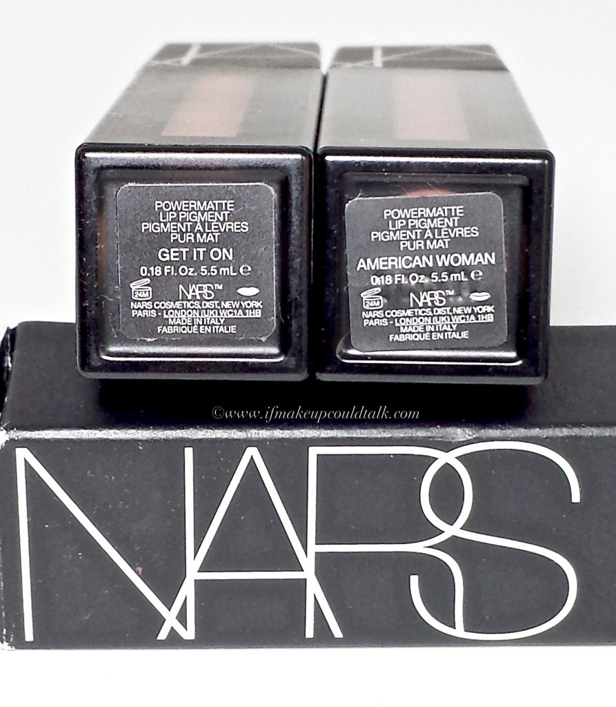 Nars Get It On