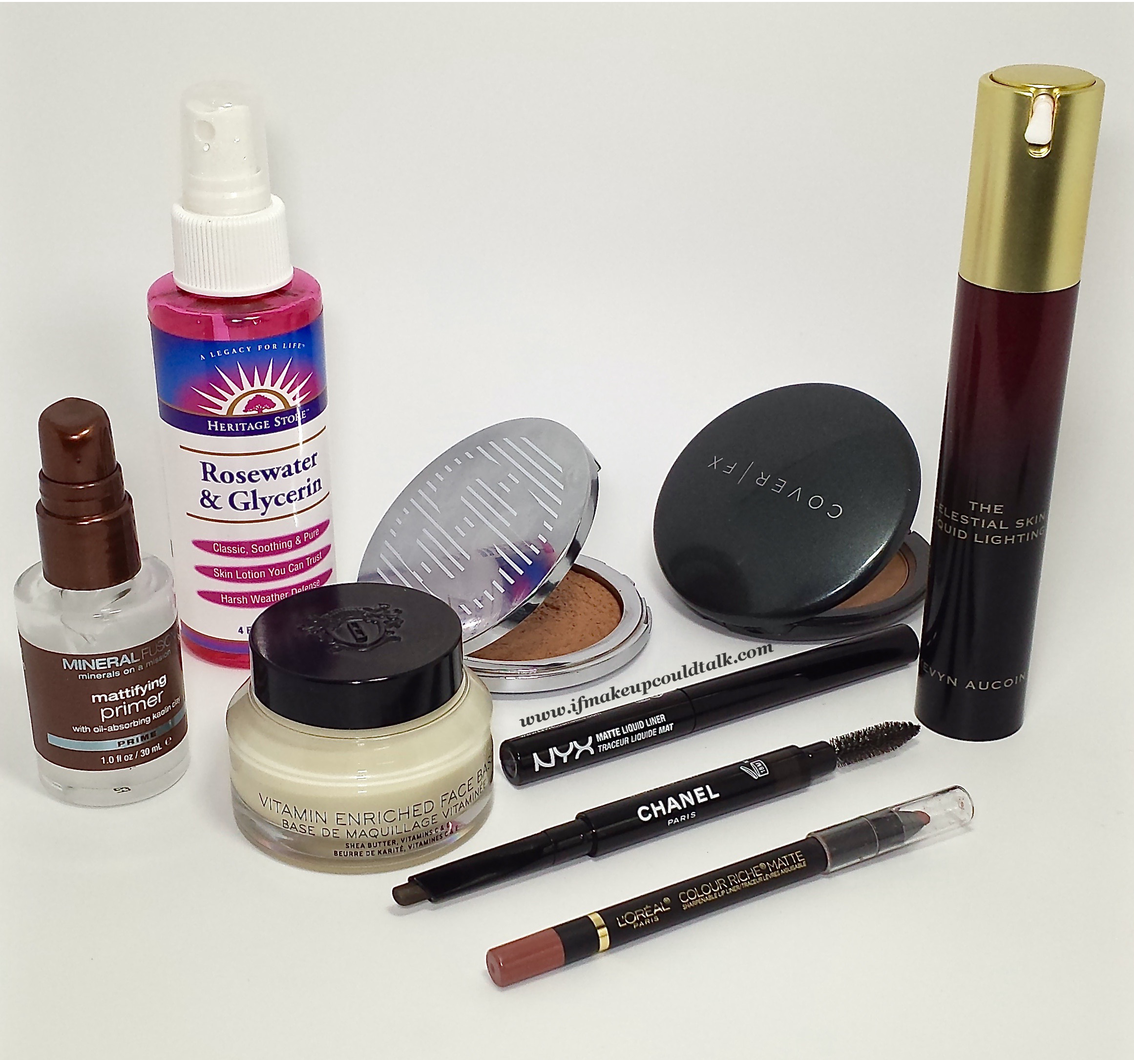 New Makeup Discoveries